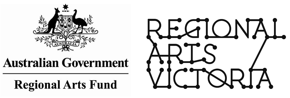 The Regional Arts Fund is an Australian Government initiative supporting the arts in regional and remote Australia, administered in Victoria by Regional Arts Victoria.